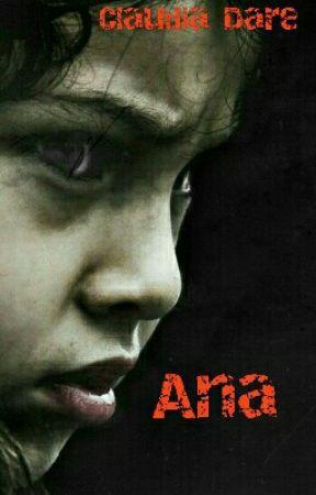Ana by dareclaudia