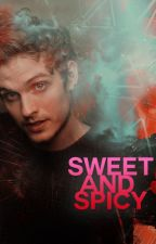 sweet and spicy 》isaac lahey by fieryredash