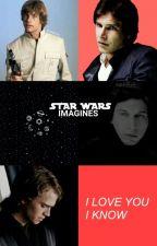 Star Wars Imagines by violaeades