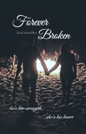 Forever Broken // Carl Grimes by Lau-ren-tia