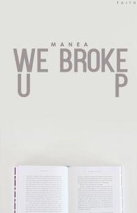 We Broke Up | Jungkook cover