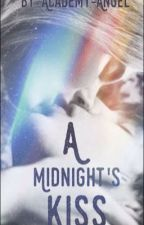 A Midnights Kiss by Academy-Angel