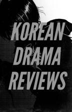 KOREAN DRAMA REVIEWS by lqjoys