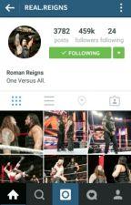 Roman Reigns Photos (Instagram) by x_xPaige