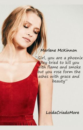 Marlene Mckinnon.  by LoidaCriadoMore