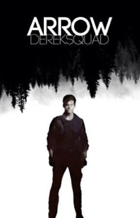 Arrow   Teen Wolf  by dereksquad