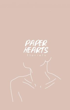 Paper Hearts by floriels