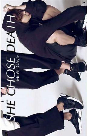 SHE CHOSE DEATH | Jimin ✔ by MinSUGAyle