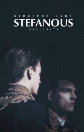 ستيفانوس | stefanous  by helloRita