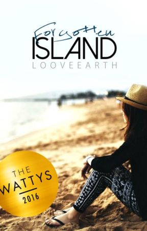 Forgotten Island by looveearth