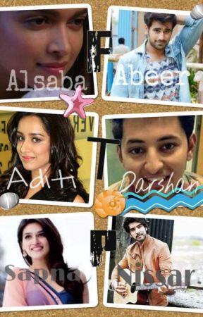 Friendship Takrar Aur Pyaar *Slow Updates* by aditikashyap9