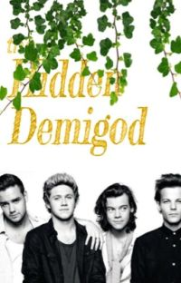 The Hidden Demigod (Percy Jackson/One Direction Crossover) (Larry Stylinson) cover
