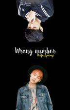 wrong number    Yoonkook by perfectyoongi