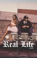 Real Life (Eazy E Fanfiction) by ezmvrtin