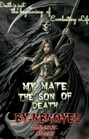 My Mate The Son Of Death by KBKoyel