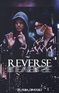 reverse ● ladrien/carthael [book 2] cover