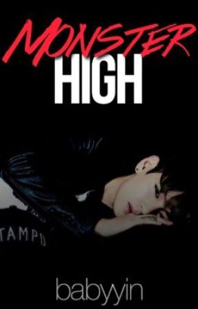 Monster High - Kim Taehyung (BTS V) by babyyin