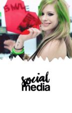 social media • joseph morgan  by stileinski