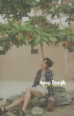 kpop ✗ trash book by preachanyeol