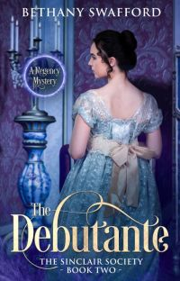 The Debutante (The Sinclair Society Series, Book Two) First Chapter Preview cover