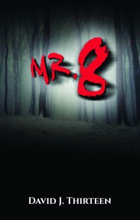 Mr. 8 by DavidJThirteen