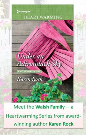 Under An Adirondack Sky (Chapters 1-3 excerpt) by karenrockauthor