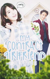 My Contract Girlfriend (COMPLETED) cover