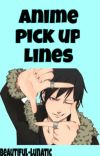 Anime pick up lines cover