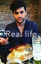 Real Life  by Deashiaa