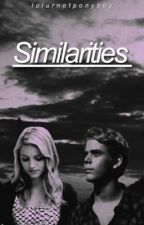 similarities // ponyboy curtis - the outsiders by mystery0flove