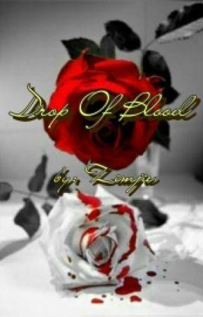 Drop Of Blood by zimjie