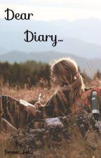 Dear Diary... by forever_Jen_