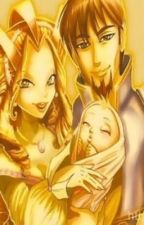 Slipping Through My Fingers (Winx Club Fanfic) by Alexandra989
