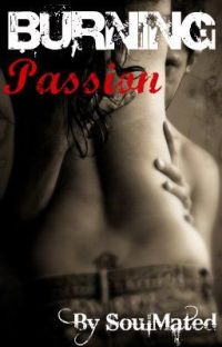 Burning Passion - A Mated Lovestory cover