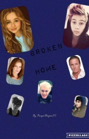 Broken Home by PaigieWagiee93