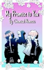 My Promise To You [COMPLETE] by -CodeNemesis-