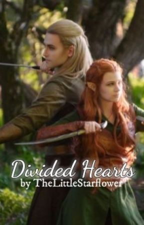Divided Hearts (a Legauriel novella) [COMPLETED] by TheLittleStarflower