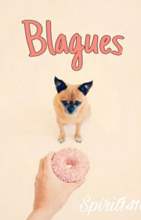 Blagues cover