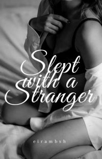 Slept With A Stranger (EDITING) cover