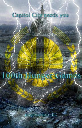 100th Hunger Games by diegosartori_02