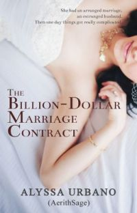 The Billion-Dollar Marriage Contract [SAMPLE ONLY / FREE ON TAPAS!] cover