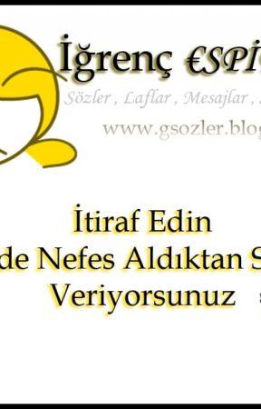 SOĞUK ESPRİLER by hapsolanruhlar