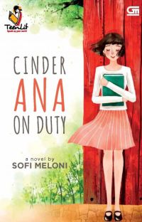 Cinder-Ana On Duty! cover