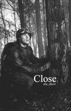 Close || Steve Rogers by elle_ella14