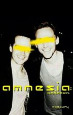 Amnesia: Unknown [a Tom Hiddleston / Jonathan Pine, Jim Moriarty fanfiction] by acefury