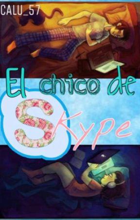 El chico de skype by calu_57