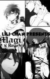 Magi x Reader cover