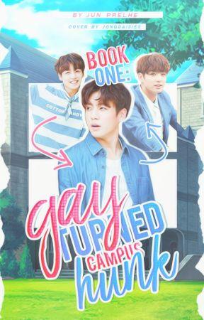 [#1] Gay Turned Campus Hunk  [BTS Jungkook, Taehyung , Jimin] by Jun_Prelhe