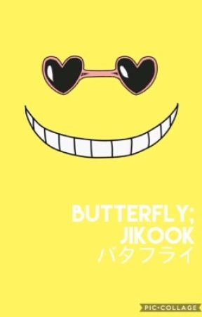 butterfly ; jikook by damnjikook