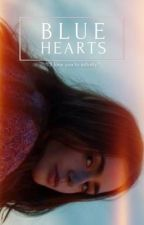 (ON HOLD) Blue Hearts   Kylo Ren [2] by sofiagildo